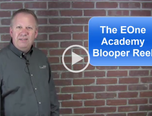 EOne Academy Blooper Reel