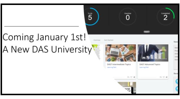 DAS University