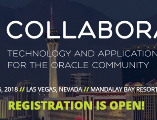 Collaborate 2018 is Coming Soon!