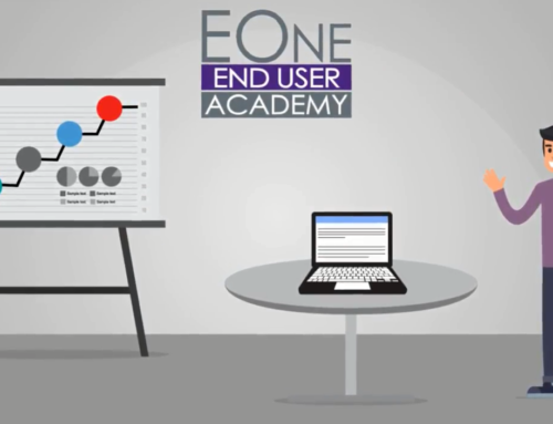 Training Made Easy with the End User Academy
