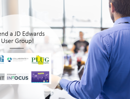 iLearnERP On the Road: Upcoming JD Edwards User Group Events