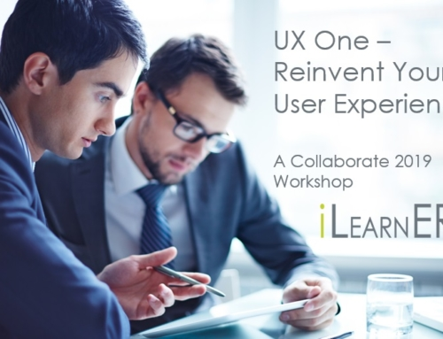 UX One – Reinvent Your User Experience Workshop