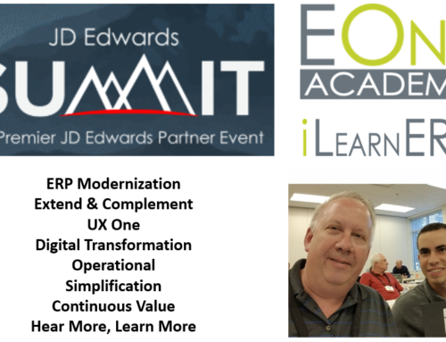 Summit 2019: Helping You Modernize JD Edwards