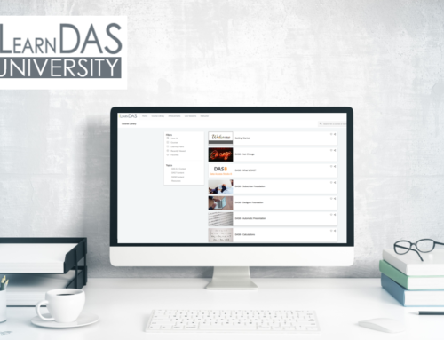 Our New ReportsNow DAS8 Content is Live in DAS University!