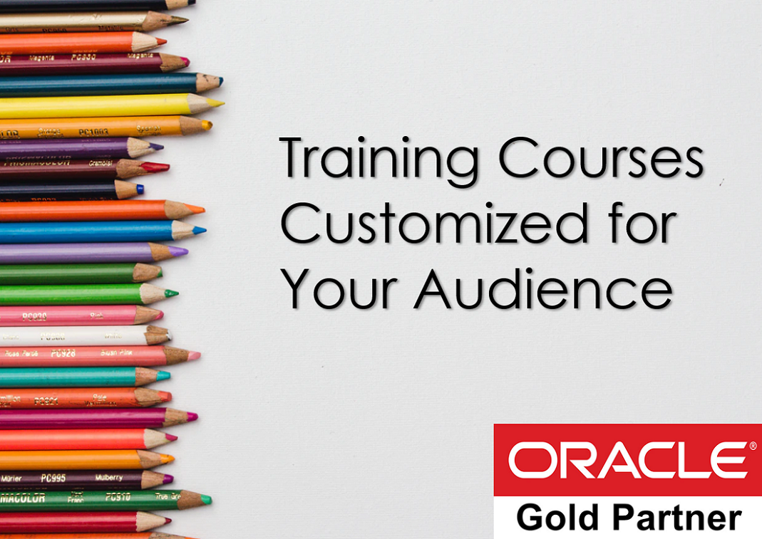 Oracle Cloud Applications Training