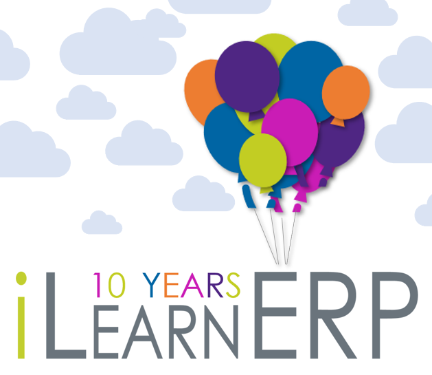 iLearnERP 10th Anniversary