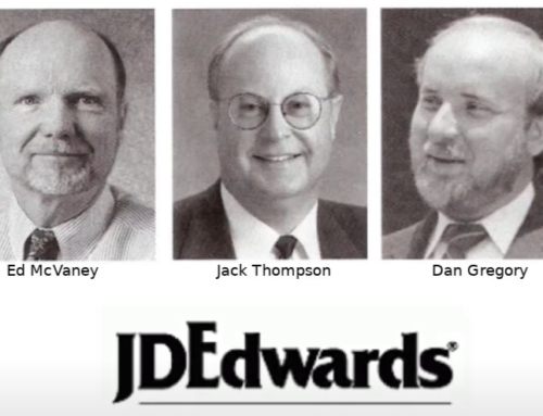 A Brief History of JD Edwards