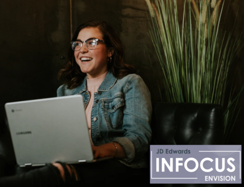 Where You Can Find iLearnERP at JD Edwards INFOCUS Envision 2021