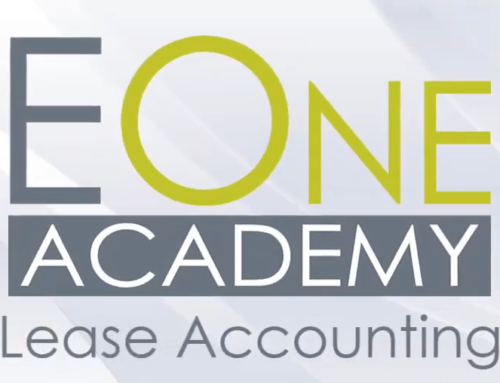 What's New in the EOne Academy